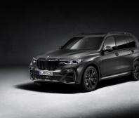 Impozantní vzhled, exkluzivní charisma, to je BMW X7 Dark Shadow Edition