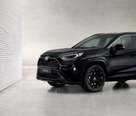 Toyota RAV4 Hybrid přichází v nové verzi Black Edition