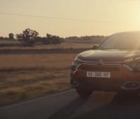 Nový Citroën C4, vzhůru na cëstu