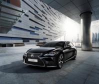 Lexus představuje modernizovaný model LS