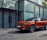 Peugeot na autosalonu Kanton 2020