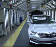 ŠKODA AUTO - Nahlédněte do procesů výroby v Kvasinách