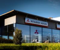 Mitsubishi otevřelo novou prodejnu v Praze