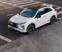 Nový Mitsubishi Eclipse Cross Plug-In Hybrid