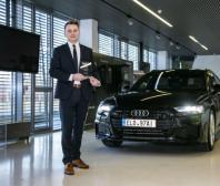 Audi A6 je manažerským vozem roku