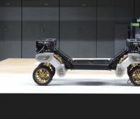 Hyundai Motor Group odhaluje studii TIGER