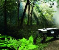 KIA odhaluje koncept bezposádkového vozidla TIGER