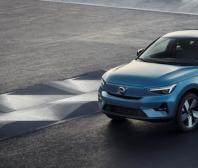 Volvo představuje nové čistě elektrické Volvo C40 Recharge
