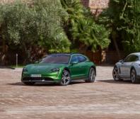 Porsche posiluje elektrickou ofenzivu prostřednictvím nového provedení modelu Taycan