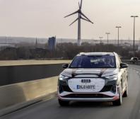 Audi Q4 e-tron stanovuje měřítka v oblastech interiéru a ovládání