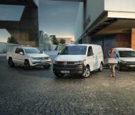 Volkswagen Užitkové vozy nabízí 5letou záruku za výhodných podmínek