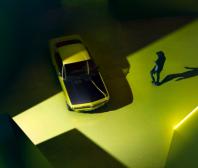 Zpět do budoucnosti: Opel Manta jezdí na elektřinu