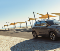Nové SUV Citroën C3 Aircross