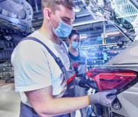 Zahájení výroby modelu Audi Q4 e-tron