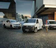 Užitkové vozy VW očekávají silný růst