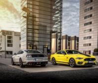 Ford Mustang je podruhé za sebou nejprodávanějším sportovním vozem světa