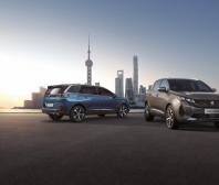 """Peugeot představuje na šanghajském autosalonu novou řadu SUV: zrodil se styl """"New French Chic"""""""
