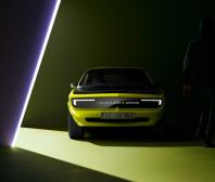 Elektrizující projekt Opel Manta GSe ElektroMOD se poodhaluje
