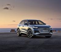 Audi zahajuje předprodej kompaktního SUV Q4 e-tron s elektrickým pohonem
