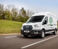 Ford oznámil program testování nové elektrické dodávky E-Transit přímo u zákazníků