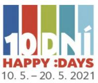 Návrat do showroomů CITROËN oslaví tradičními HAPPY DAYS