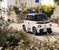 Citroën - MY AMI CARGO - důmyslnost s nákladovým prostorem