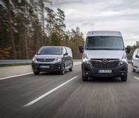 Opel výrazně posiluje svoji pozici v segmentu LCV vozů