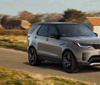 Nový Land Rover Discovery připraven ke zkušebním jízdám