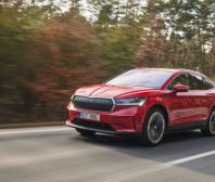 Model ŠKODA ENYAQ iV dnes vstupuje oficiálně na český trh