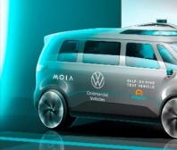 VW užitkové vozy a Argo AI spouštějí zkušební provoz autonomních vozidel
