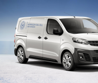 Opel Vivaro-e HYDROGEN:  Plug-In LCV elektromobil s vodíkovými palivovými články