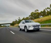 Hyundai NEXO podruhé překonal světový rekord v dojezdu