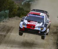 Toyota - Portugalská rallye: Evans slaví vítězství, Ogier je třetí