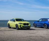 Nové BMW X3 M Competition a nové BMW X4 M Competition