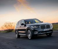 Nové BMW X3 a nové BMW X4
