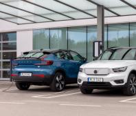 VOLVO - snadný přístup k nabíjení vozů za výhodnější ceny