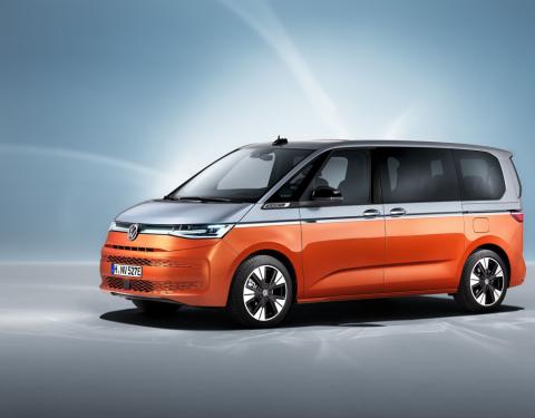 VW - Světová premiéra modelu Multivan