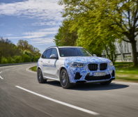 BMW i Hydrogen NEXT s pohonem na vodík