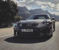 Nové Porsche 911 GT3 s paketem Touring