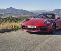 Porsche 911 GTS - Výraznější a dynamičtější