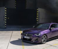 Nové BMW řady 2 Coupé