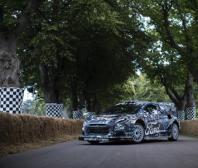 Ford a M-Sport představují vůz Puma Rally1