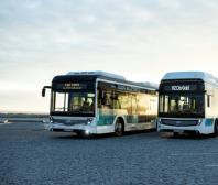 Toyota a CaetanoBus  - bezemisní autobusy