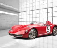 ŠKODA 1100 OHC: Krásný sen o Le Mans