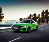Premiant ve své třídě: Nové Audi RS 3