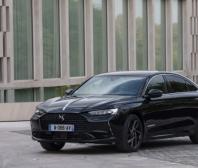 Nový sedan DS 9 - uveden na český trh