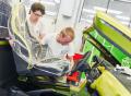 ŠKODA ELEMENT: Učni z podnikového učiliště ŠKODA AUTO postavili elektrickou buginu