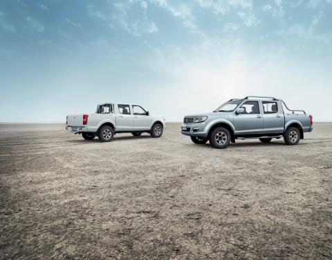 Nový Peugeot Pick Up: Značka Peugeot se vrací na trh s pick-upy