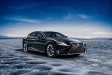 Lexus: vyspělé technologie aktivní bezpečnosti pro zbrusu nové LS