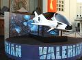 """Lexus se svým plavidlem Skyjet hraje hlavní roli ve filmu """"Valerian a město tisíce planet"""""""